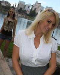 Charlee Search & Samantha Faye
