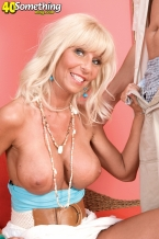 Stormy Lynne likes to be watched...so view her!