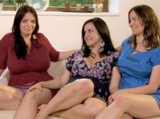 Three Bosom Buddies
