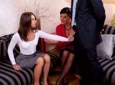 The HORNY HOUSEWIFE, The Teacher & The Student