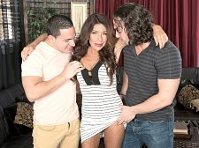 Layla screws her son's friends
