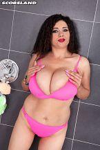 Natasha's Hot Swimsuit Shower Show