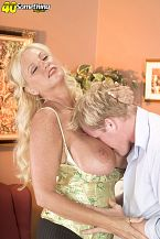 Office sex with Heather Lane